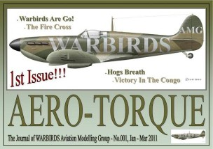 AeroTorque001 1st Issue Cover
