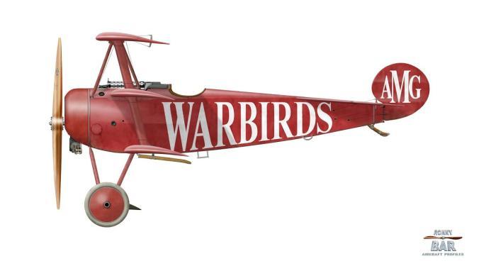 Fok Dr-I (Warbirds) SML