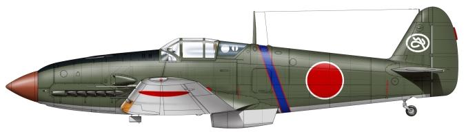 Ki-61-I-Hei 55Sentai