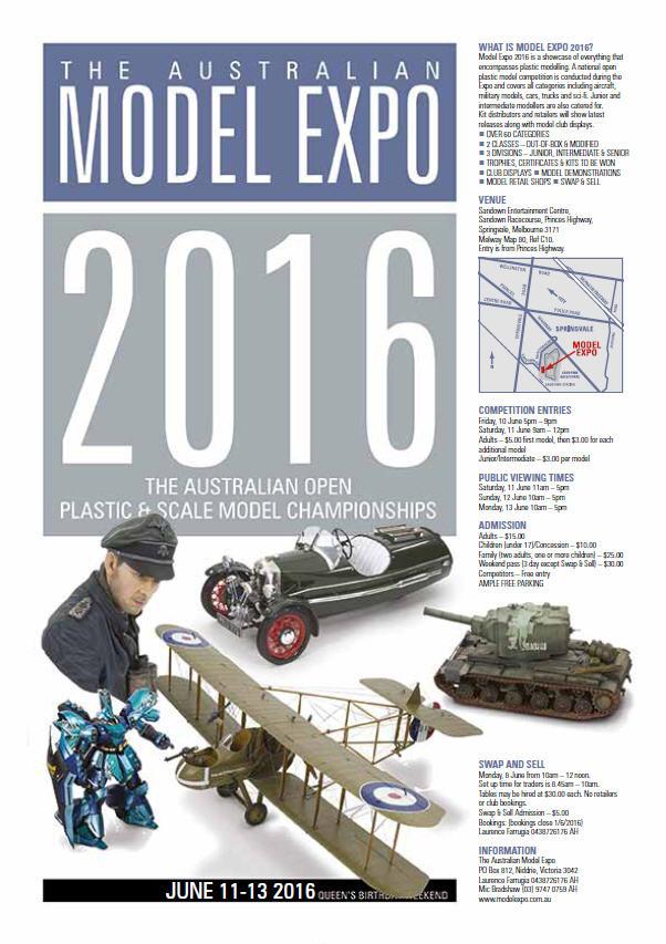 Model Expo2016